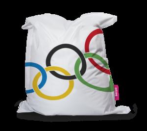 Zitzak Olympische Spelen Wit